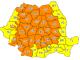 ANM: Cod portocaliu de ploi abundente şi vijelii în 30 de judeţe. Până când e valabil