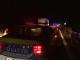 Accident groaznic în Năsăud. Doi bărbați au murit după ce mașina lor a fost lovită de un polițist
