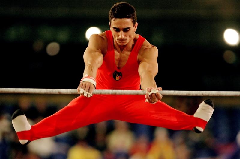 Marian Dragulescu a luat aur la sol, la Mondialele de la Londra!