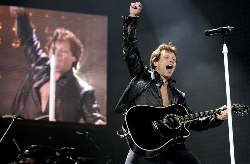 Jon Bon Jovi va canta vara viitoare in Bucuresti