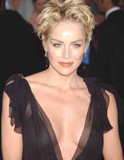 Sharon Stone vrea rol de femeie matura in filme europene!