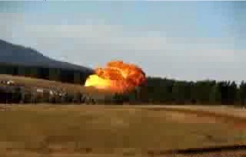 Avion prabusit in Brazilia! Pilotul a murit. Vezi VIDEO