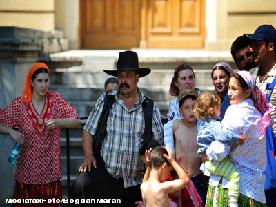 Ziua Internationala a Romilor, sarbatorita la Bucuresti timp de .. 3 zile!