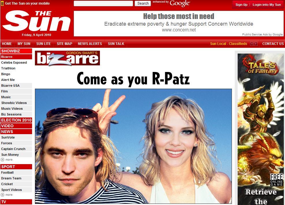 Robert Pattinson a atins Nirvana! Il va juca pe Kurt Cobain