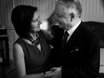 Povestea de iubire dintre Maria si Lech Kaczynski