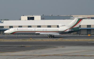 Avionul guvernamental bulgar, Tupolev 154, aflat in Rusia, nu decoleaza!