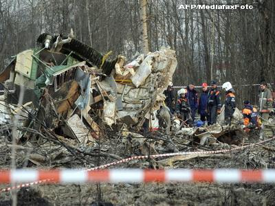 WikiLeaks: Autoritatile ruse au vrut sa-l impiedice pe Kaczynski sa aterizeze la Smolensk