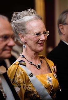 Regina Margareta a Danemarcei implineste 70 de ani