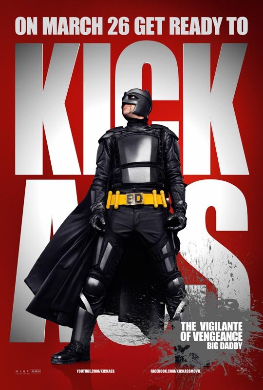 Kick-Ass, comedia care va sparge toate tiparele! Asta promite Nicolas Cage