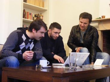 Ce-ai zice de un curs de actorie cu Dragos Bucur sau Stela Popescu?