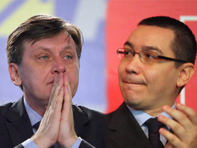 PSD si PNL se lupta pentru pielea ursului din padure: guvernul Romaniei