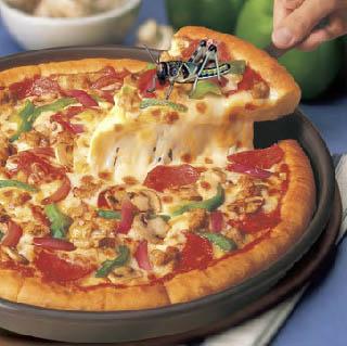 Pizza cu lacuste, noua delicatesa australiana. Ai manca asa ceva?