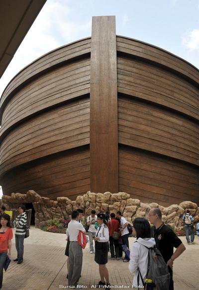 Descoperire SENZATIONALA! Arca lui Noe, gasita in Turcia!