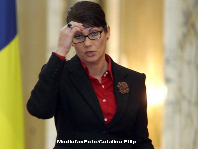 Mioara Mantale a fost numita in functia de consul general al Romaniei la Strasbourg