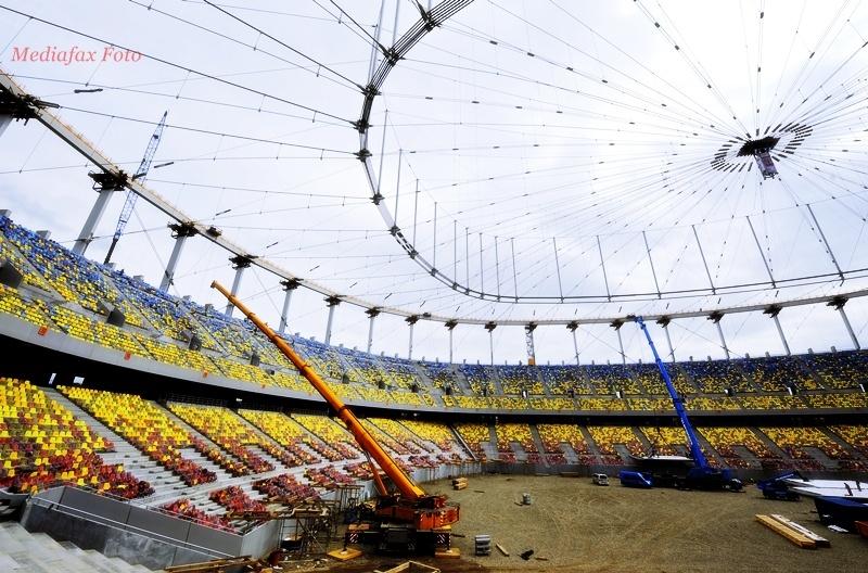 Ziua portilor deschise pe stadionul Lia Manoliu. Vezi ce cred microbistii