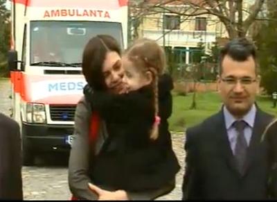 Irina a plecat de la Izvorani cu Monica Columbeanu. VIDEO