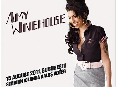 Alcoolul este mai tare ca ea. Amy Winehouse si-a anulat toate concertele, inclusiv cel din Romania