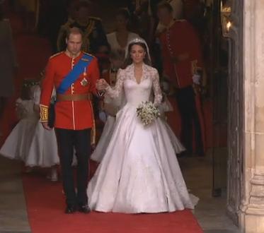 Primele poze cu Kate dupa nunta regala. Vezi cum au surprins-o paparazzii