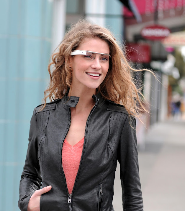 Project Glass. Google testeaza ochelarii pentru Realitate Augmentata. VIDEO