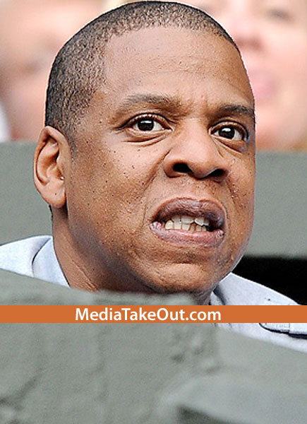 Ce i s-a intamplat lui Jay-Z, cand sotia Beyonce i s-a asezat in poala. Il tradeaza fata. FOTO