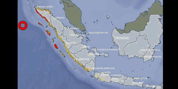 Cutremur cu magnitudinea 5,9 in Indonezia, in Stramtoarea Sonde