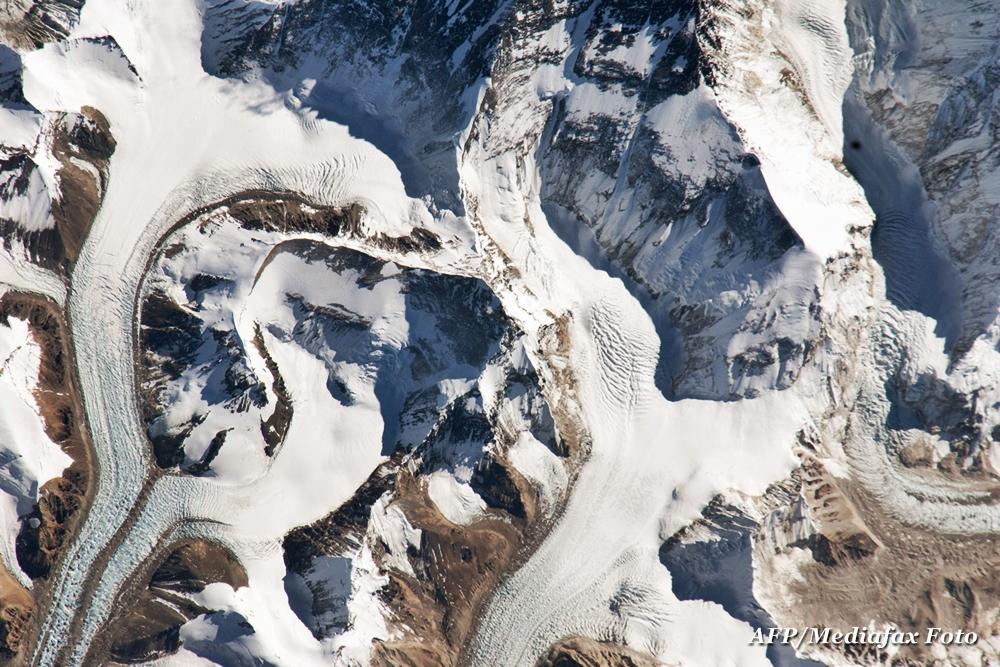 Teoriile apocaliptice despre incalzirea globala, demontate de o imagine surprinsa in Himalaya