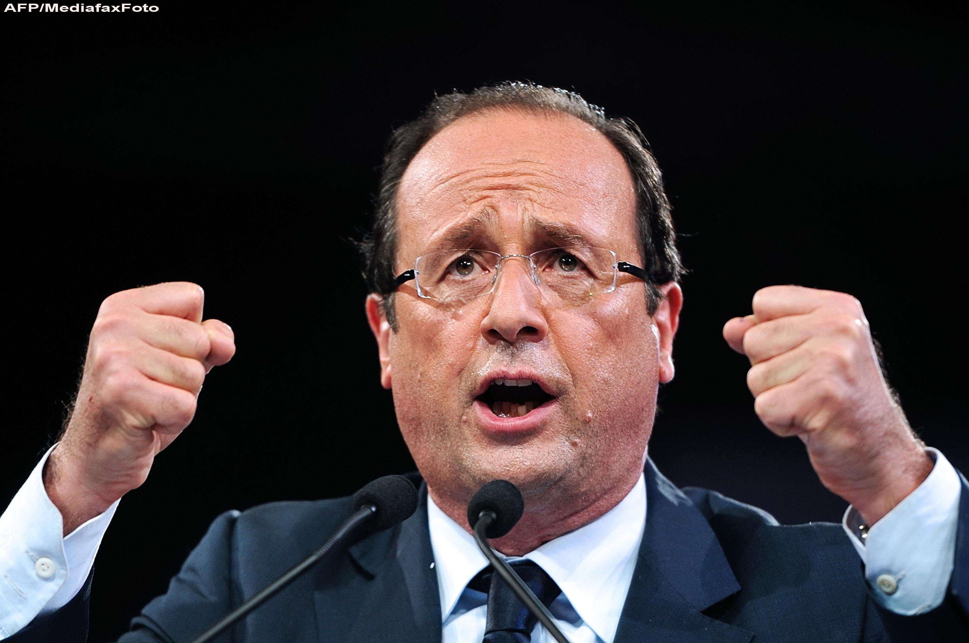 Alegeri in Franta. Cine e Francois Hollande, omul care l-a invins pe Nicolas Sarkozy