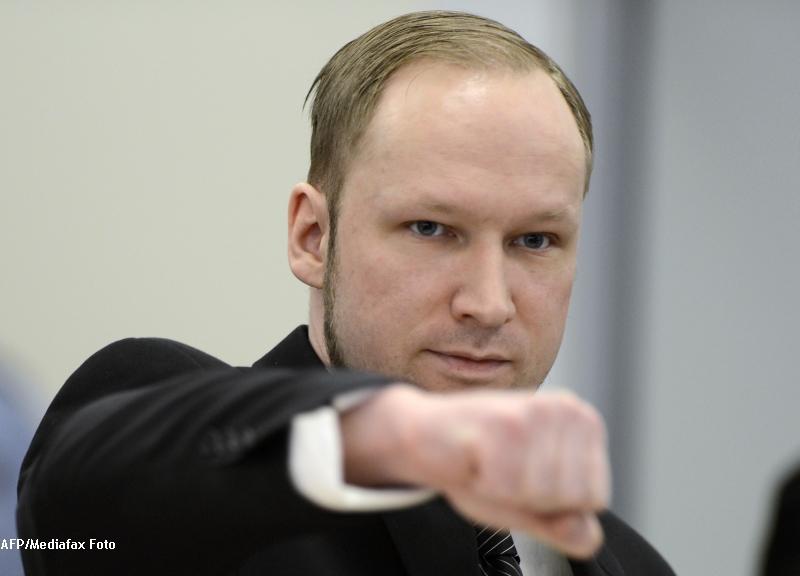 Anders Breivik, admis la Universitatea din Oslo. Ce va studia barbatul care a omorat 77 de oameni in iulie 2011 in Norvegia