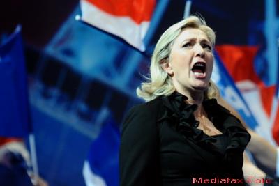 Alegeri Franta 2012: Marine le Pen nu sustine niciun candidat in turul doi.