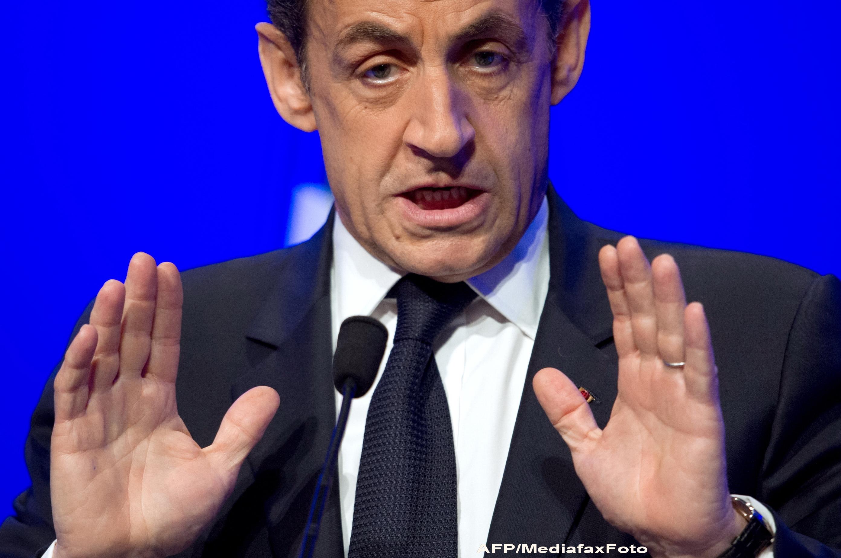 Inca o lovitura pentru Nicolas Sarkozy. Fostul lider, anchetat in mai multe dosare de coruptie