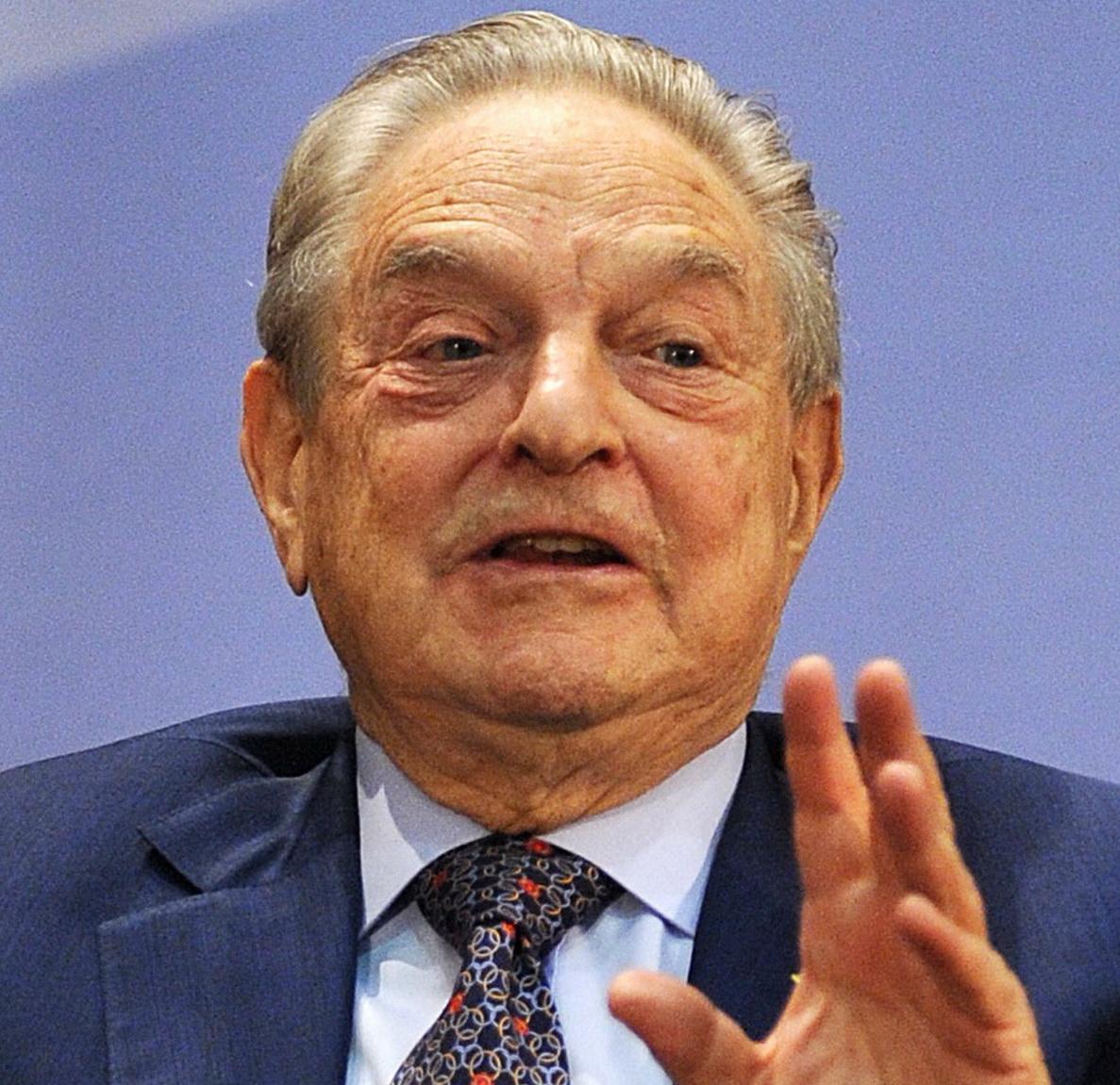 La 83 de ani, miliardarul George Soros s-a casatorit a treia oara. Lagarde si Bono, printre invitati
