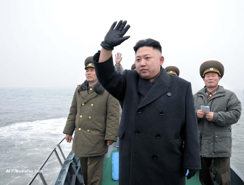 Coreea de Nord a amenintat pentru prima data Statele Unite cu un atac nuclear