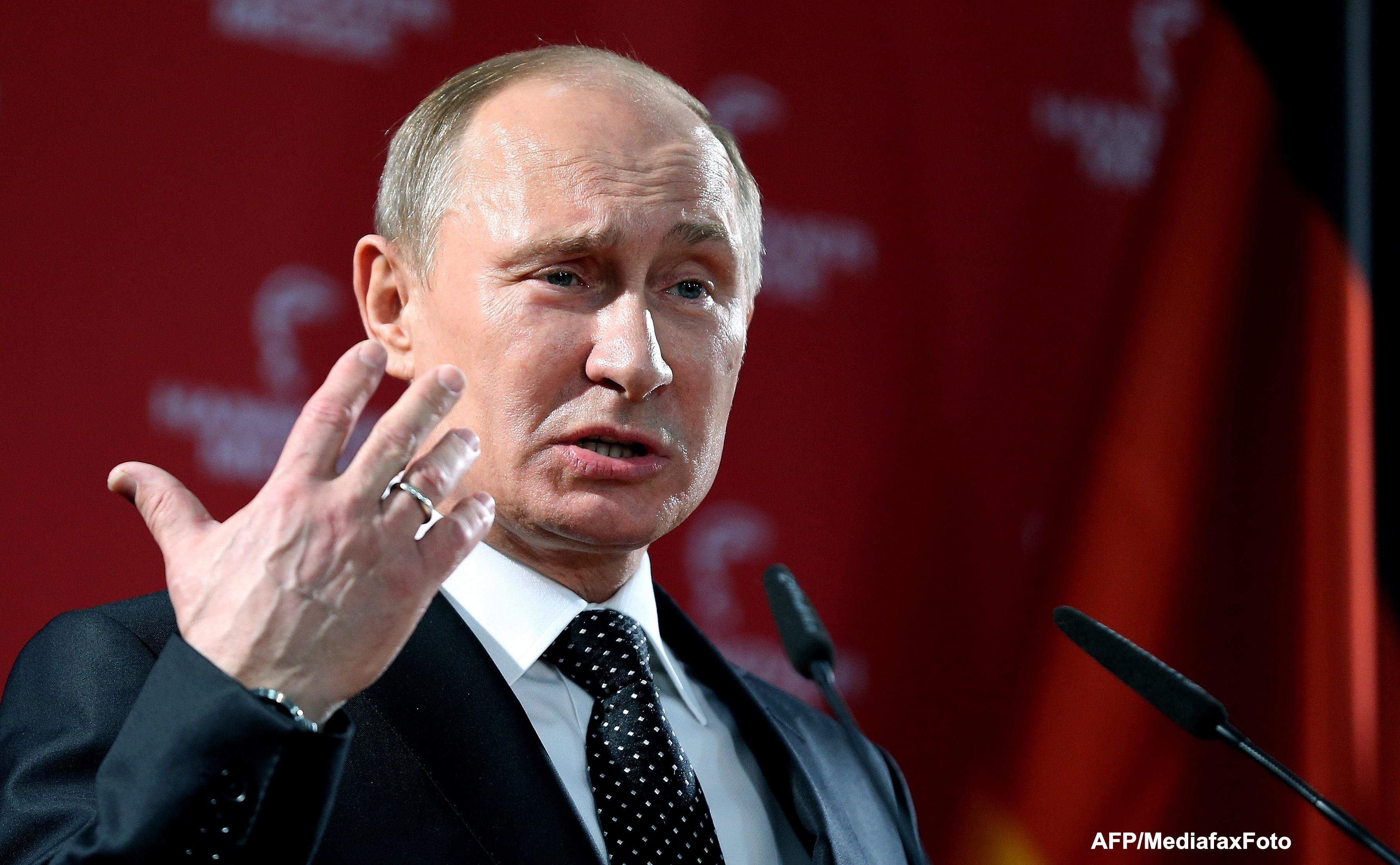 Rusia critica tara unde a construit primul reactor nuclear. Putin: