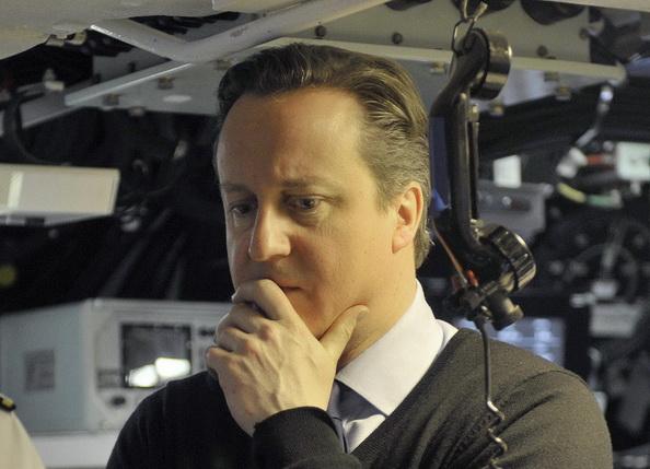 David Cameron: