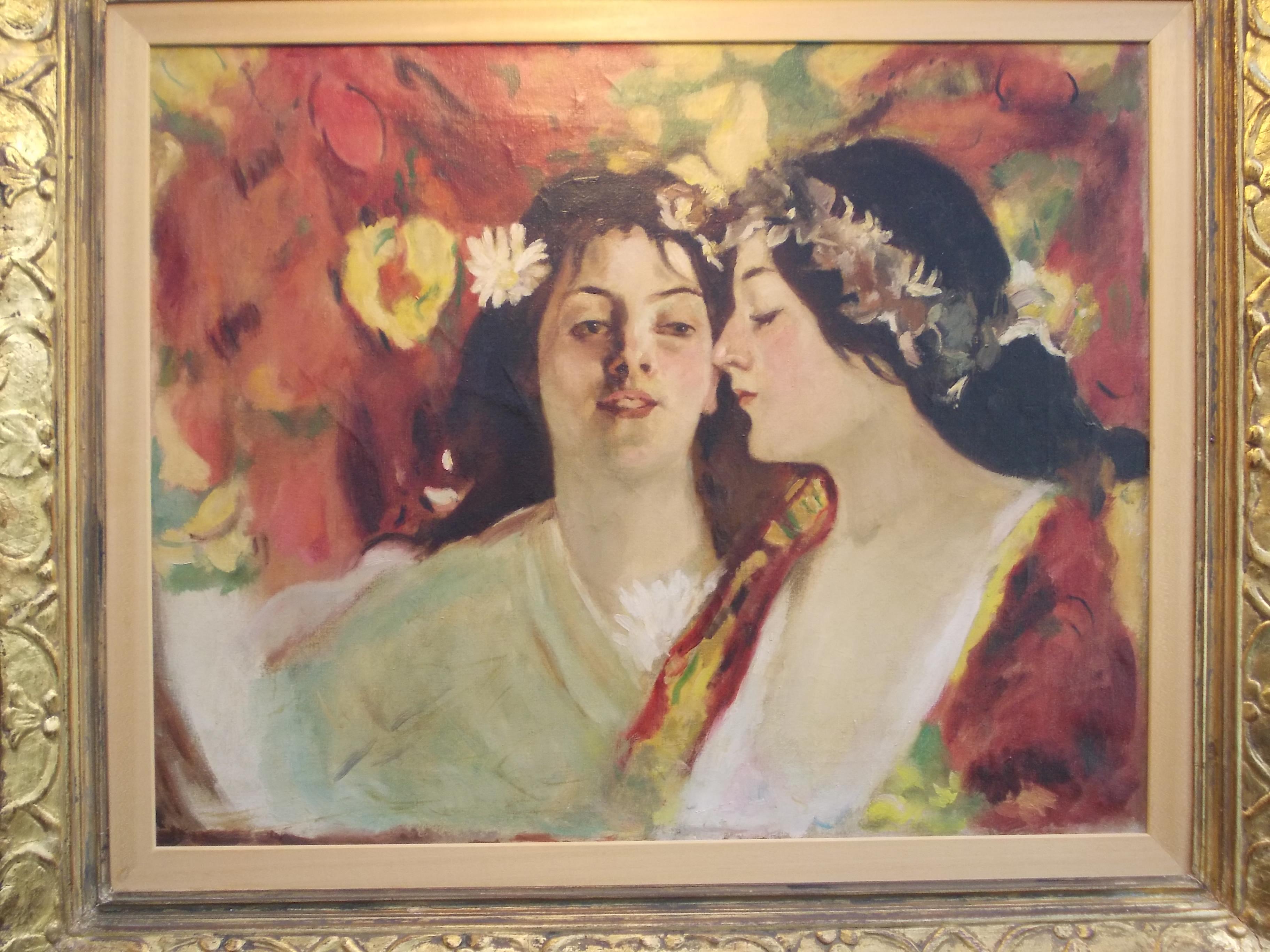 În amintirea marelui pictor Nicolae Grigorescu a fost inaugurată o casă memorială în satul său natal