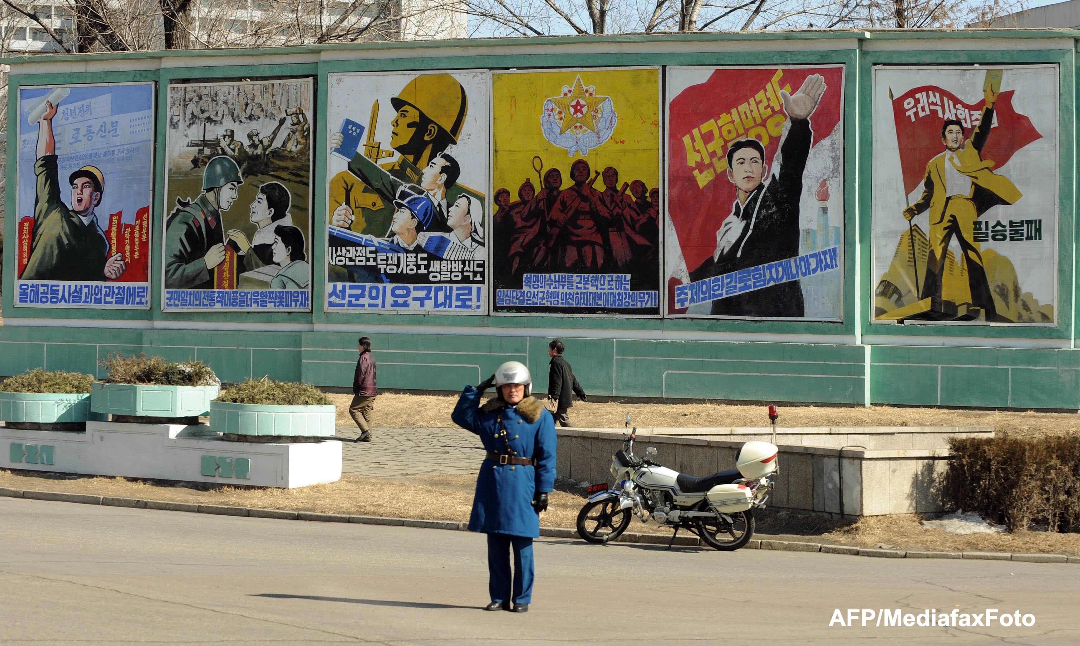 Coreea de Nord pregateste un nou test nuclear, anunta un oficial sud-coreean
