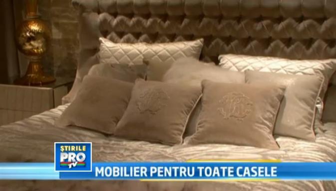 Salonul de mobila de la Milano. Cum arata obiectele de mobilier cu cristale si blanuri de lux