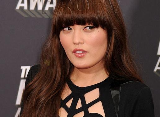 Paparazzi au fost in extaz. Cum a aparut aceasta actrita pe covorul rosu, la MTV Movie Awards. FOTO
