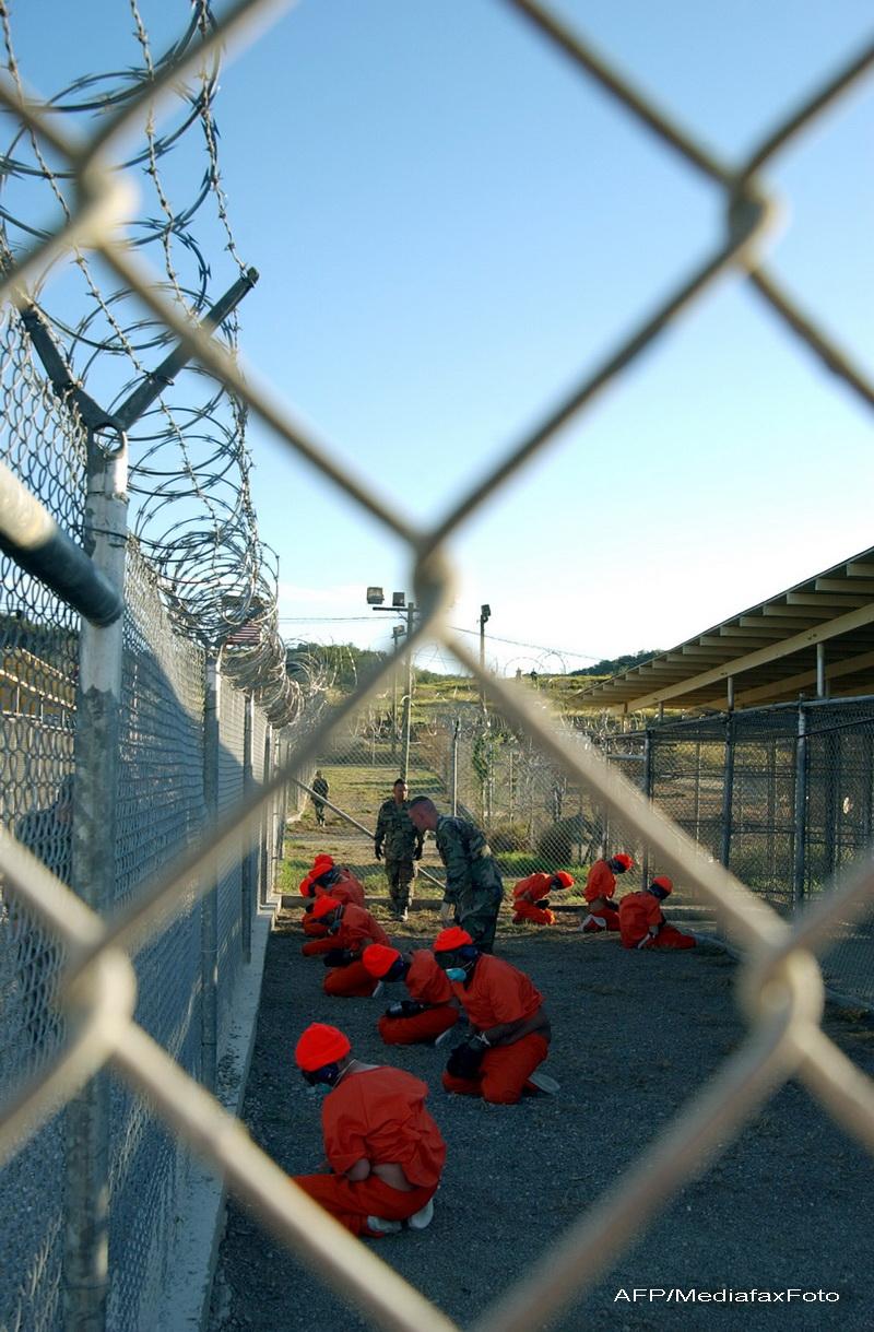 Inchisoarea Guantanamo Bay ar putea fi inchisa.