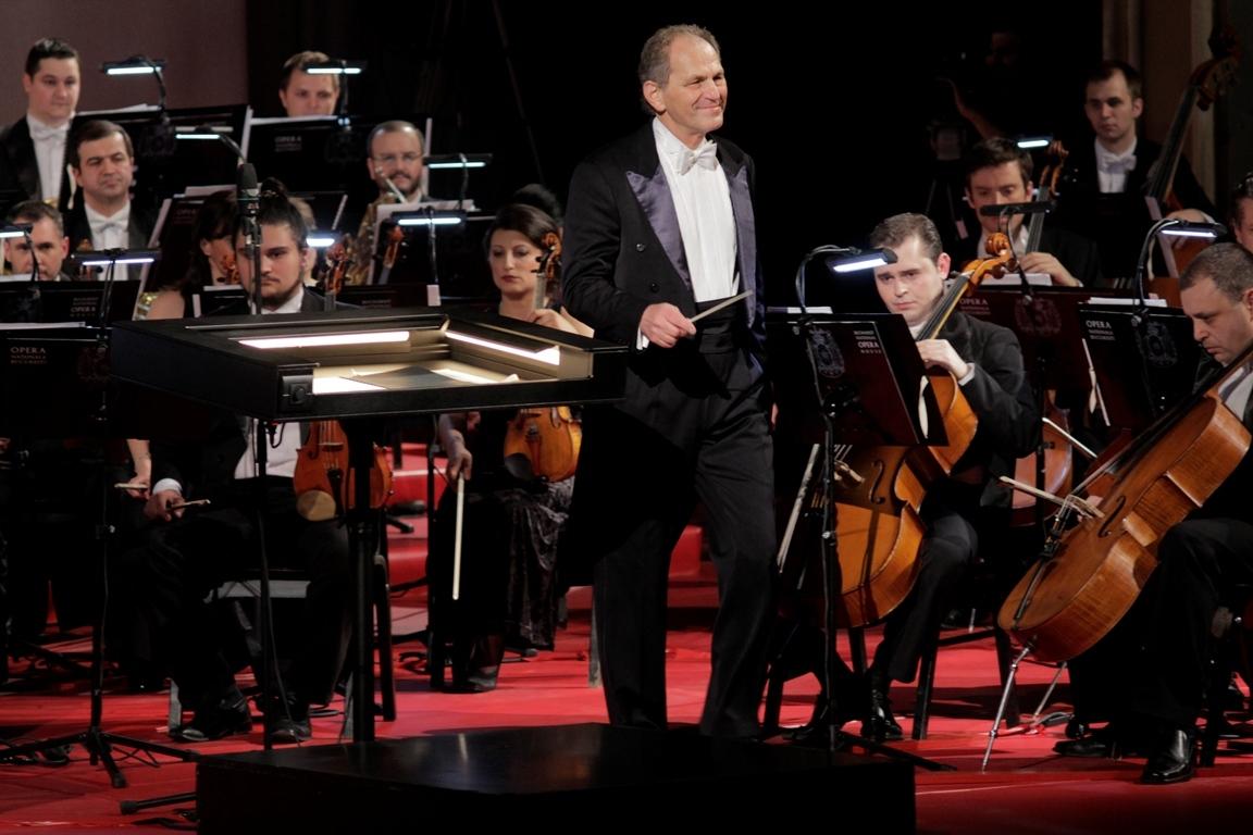 Concert extraordinar la Opera Nationala Bucuresti: Tannhäuser de Richard Wagner