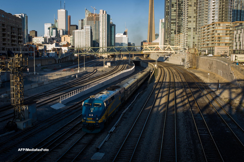Politia canadiana a dejucat planul unui atentat terorist asupra unui tren, sustinut de Al-Qaida