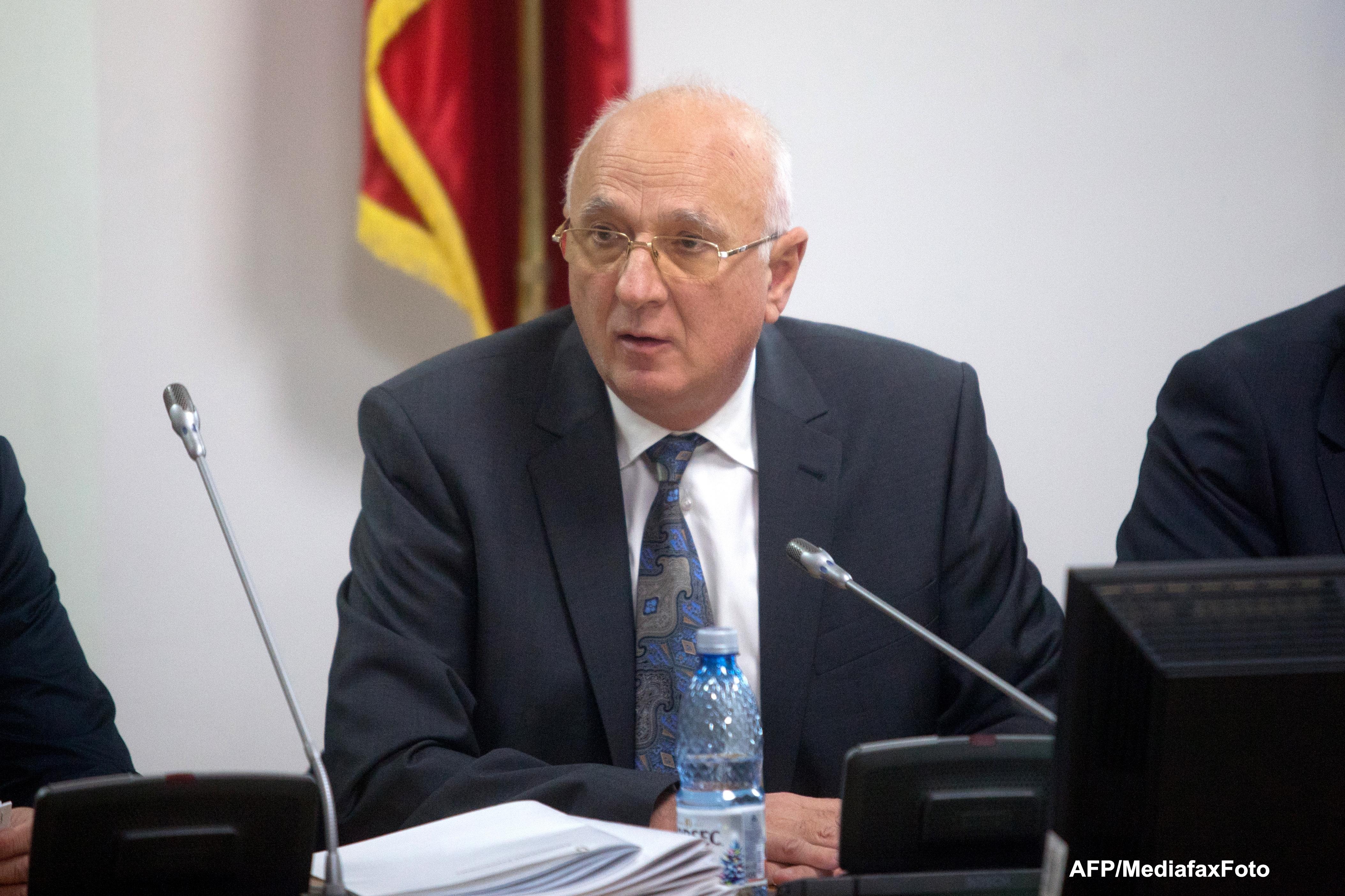 Fostul președinte al ASF Dan Radu Rușanu dă statul român în judecată pentru 6,5 milioane de lei