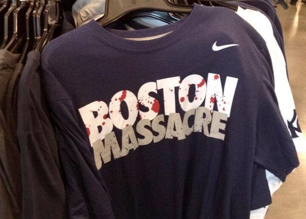 Tricourile pe care Nike a trebuit sa le retraga de urgenta. Mesajul a devenit macabru