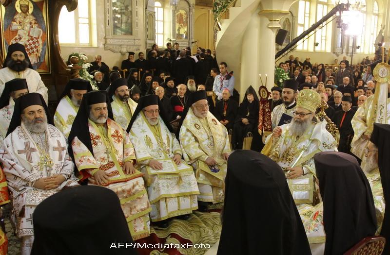 Doi episcopi ortodocsi au fost rapiti in nordul Siriei, unde luau parte la o campanie umanitara