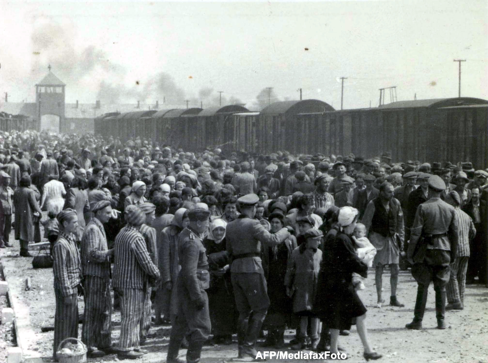 Hans Lipschis, unul dintre cei mai cautati nazisti de la Auschwitz, a fost identificat in Germania