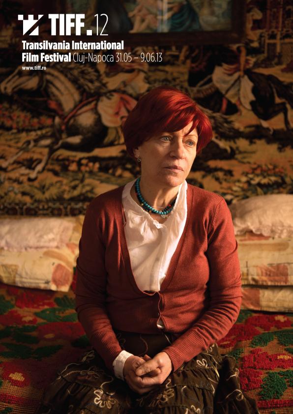 Luminita Gheorghiu, imaginea TIFF 2013