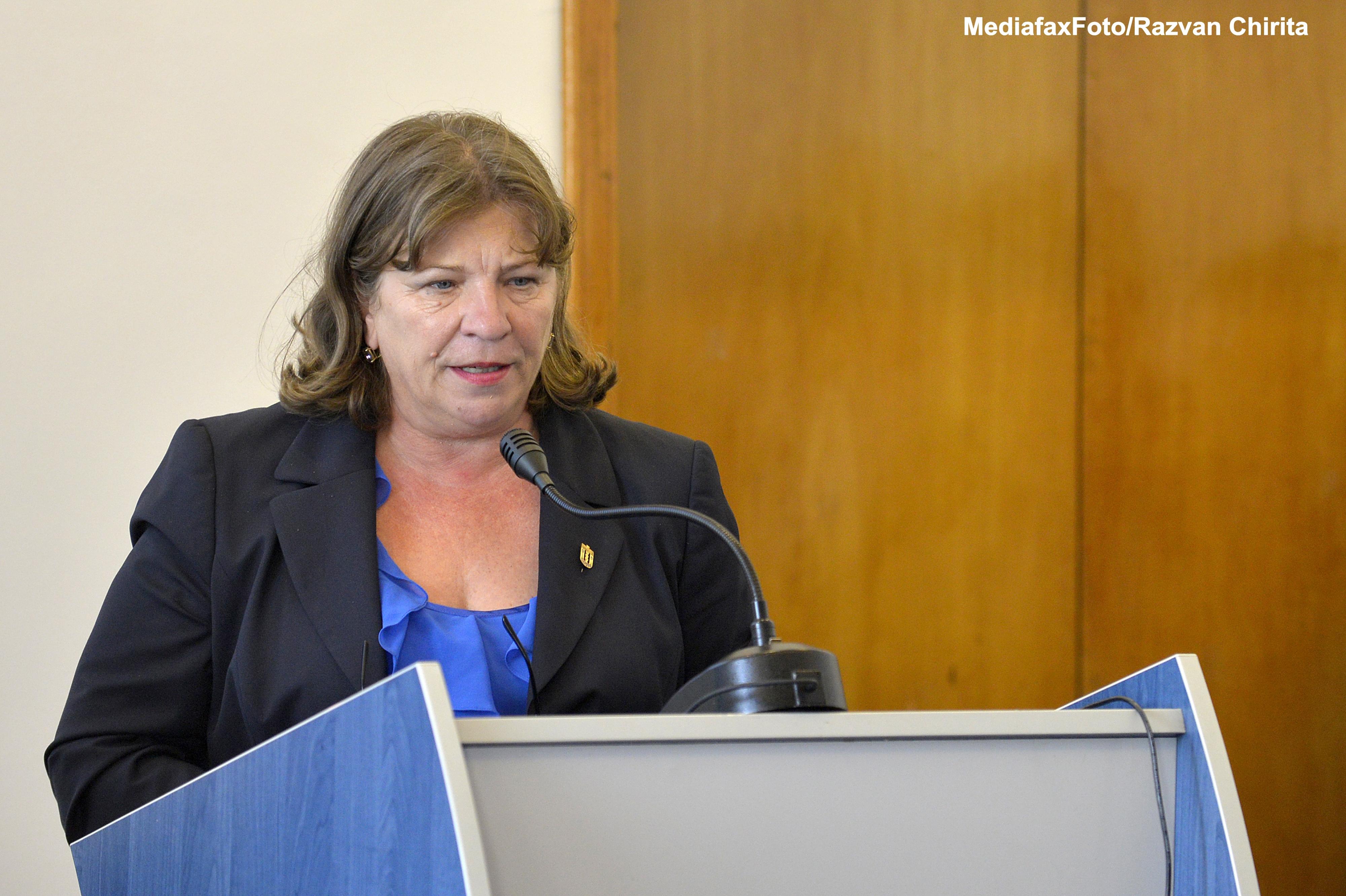 Norica Nicolai: Sansele ca Romania sa obtina functia de secretar general NATO sunt mici si simbolice