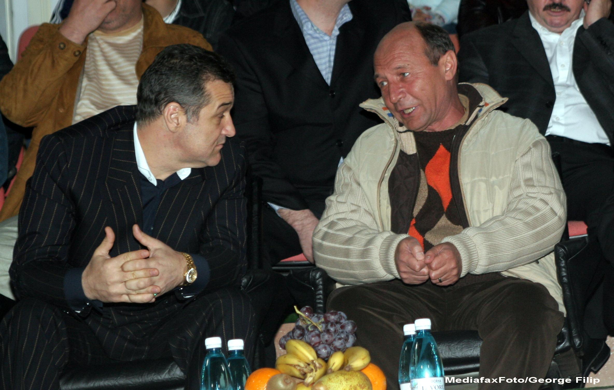 Presedintele Romaniei, despre cazul Gigi Becali: