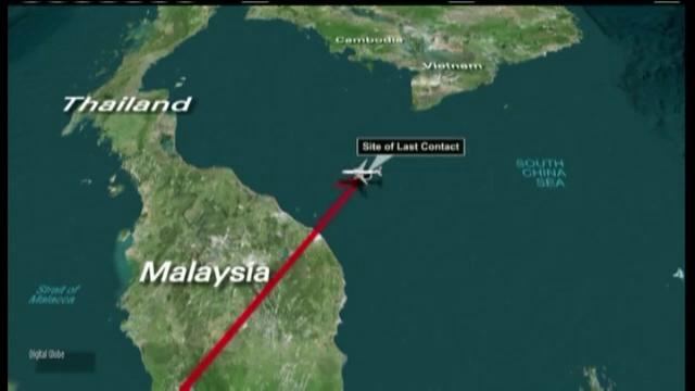 Tragedia se repeta pentru Malaysia Airlines. Boeing-ul 777 prabusit in luna martie, nu a fost gasit nici pana azi
