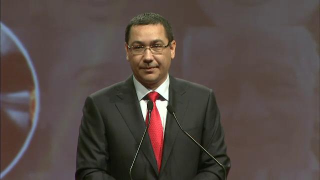 Victor Ponta contraataca: L-am oprit pe Stelian Tanase sa vina tot timpul la mine in birou sa imi spuna ca ma iubeste
